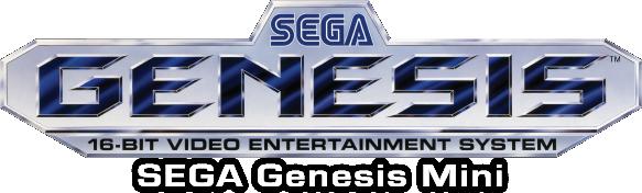 Sega Genesis Mini Webmanuals